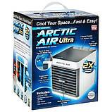 """Мобильный мини кондиционер вентилятор Arctic Air Ultra, охладитель воздуха, увлажнитель """"Арктика"""", фото 7"""
