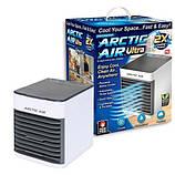 """Мобильный мини кондиционер вентилятор Arctic Air Ultra, охладитель воздуха, увлажнитель """"Арктика"""", фото 6"""