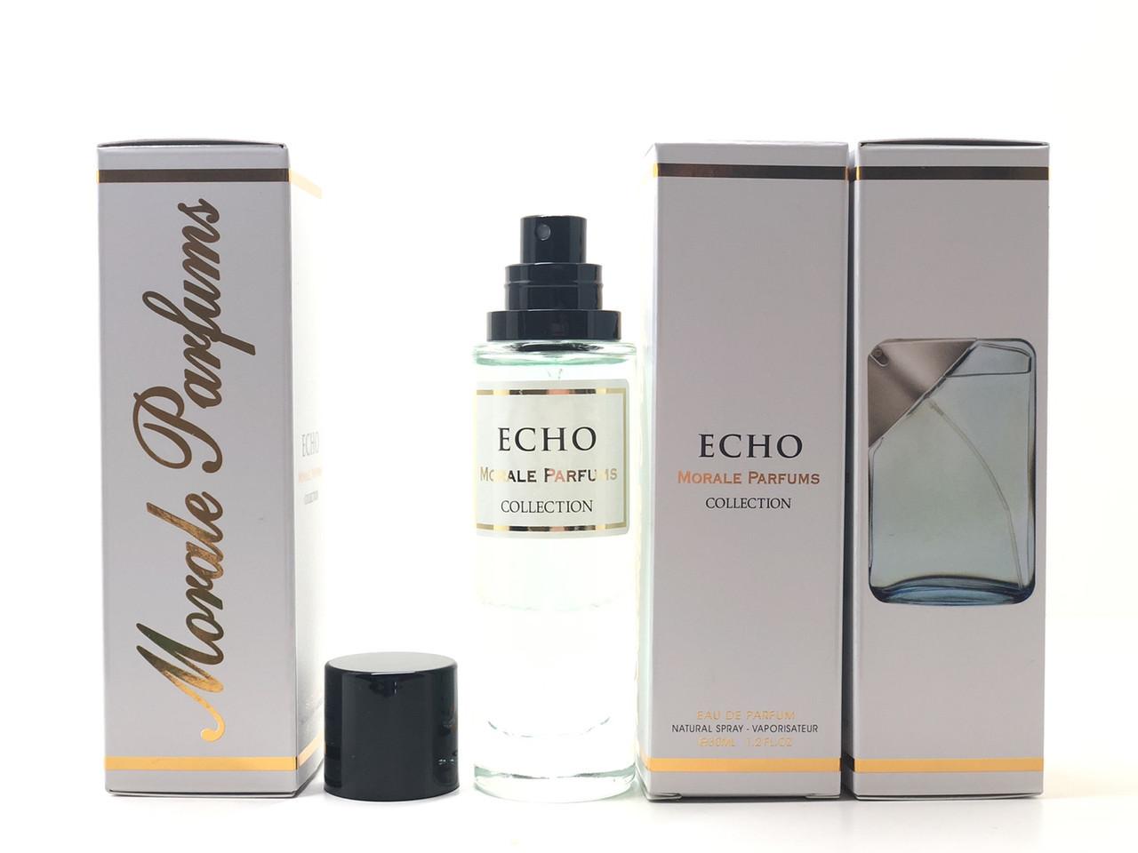 Чоловічий аромат Echo Morale Parfums (Ехо Морал Парфум) 30 мл