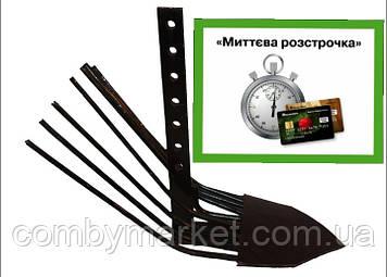 Картоплекопалка до мотокультиватора КК2