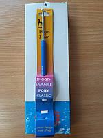 Крючок для вязания тефлоновый с пластиковой ручкой  № 3 мм, фото 1