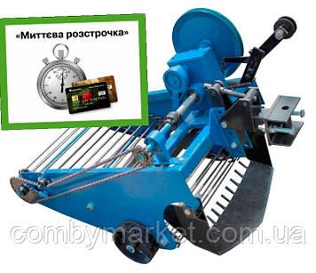 Картоплекопачка вібраційна транспортерна (КК10)