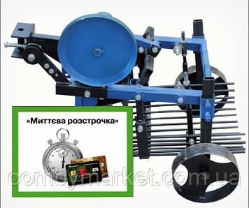 Картоплекопачка вібраційна 2-ексцентрикова (КК13)