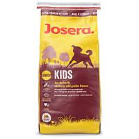Josera Kids корм для щенков средних и крупных пород, 15 кг