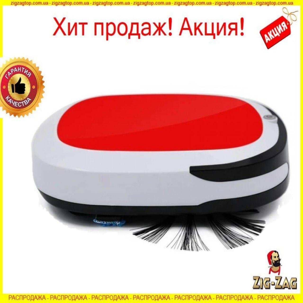 Розумний робот пилосос SMART ROBOT 16001 WY 502 Бездротовий потужний для сухого та вологого прибирання підлоги універсальний