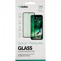 Защитное стекло Gelius Green Life for iPhone 11/XR Black, фото 1