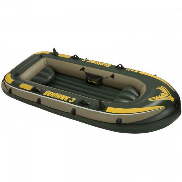 Intex надувний човен 68349 Seahawk 3