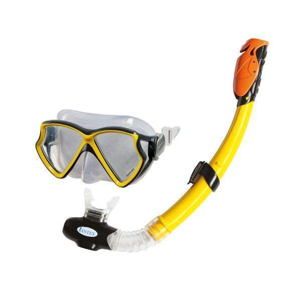 Набір для плавання Intex 55960 Silicone Aviator Pro Swim Set