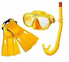 Intex 55655, набор для плавания, от 8лет