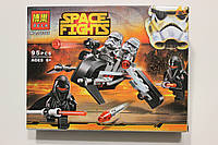 Конструктор bela star wars 10366 Воины Тени (Shadow Troopers)
