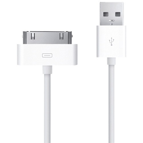 Кабель 30-pin to USB Cable (MA591FE)