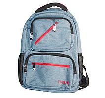 "Рюкзак для ноутбука  HAVIT HV-B917 15,6"" Gray/Red"