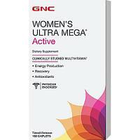 GNC Women's Ultra Mega Active 90 caplets