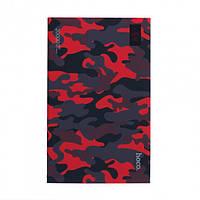 УМБ Hoco B33A Camouflage 20000 mAh Red (B33A)