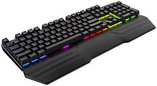 Клавіатура мультимедійна HAVIT HV-KB432L USB з підсвіткою
