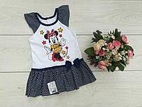 """Дитяче плаття """"Міккі"""" зростання 86 см"""