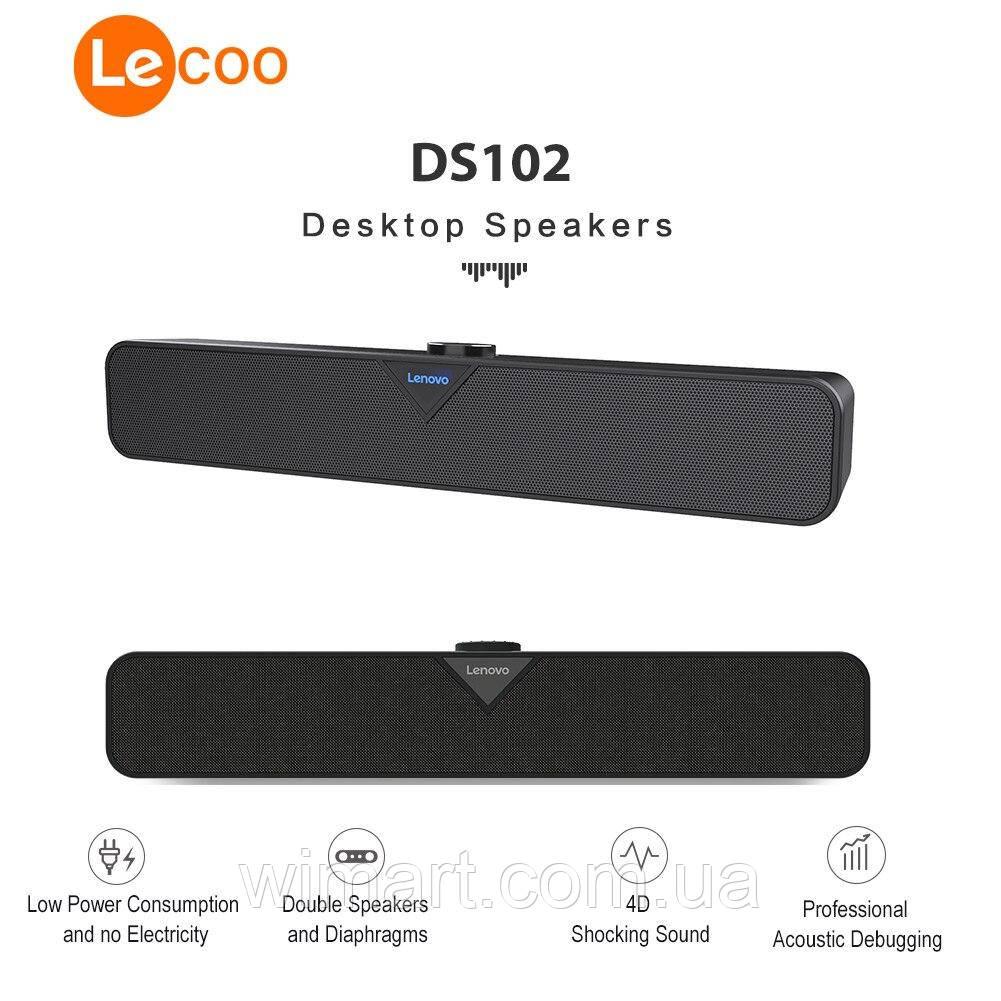 Колонка Bluetooth Lecoo DS102.