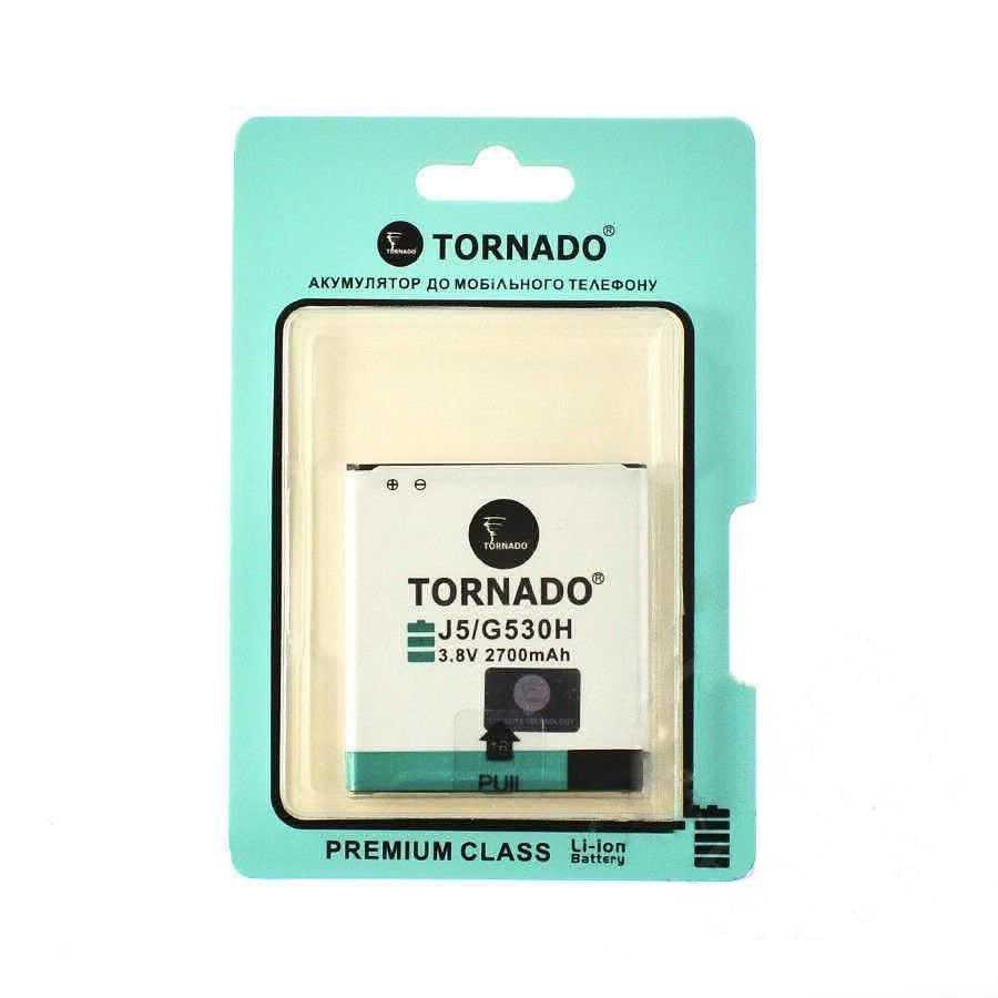 Акумулятор Tornado Premium Samsung J5,J500,G530H (EB-BG530CBE)