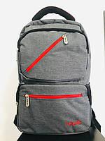 "Рюкзак для ноутбука  HAVIT HV-B910 15,6"" Gray/Red"
