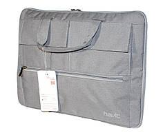 """Cумка для ноутбука HAVIT HV-H0011 15,6"""" Серая"""