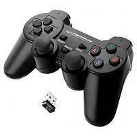 Беспроводной геймпад ESPERANZA GLADIATOR 108K PC/PS3 Black