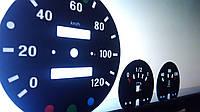 Шкалы приборов Trabant s601, фото 1