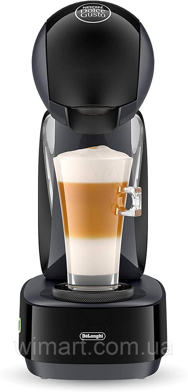 Капсульна кавоварка Delonghi EDG 160. A Infinissima Nescafe Dolce Gusto.