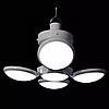 Новинка! Светодиодная уличная лампа на солнечной батарее. Светильник с аккумулятором и USB шнуром., фото 3