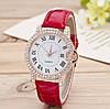 Годинник жіночий 5 кольорів ремінця, фото 3