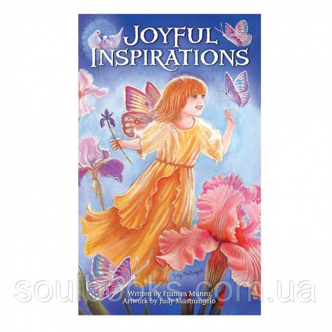 Карты Joyful Inspirations Card (Вдохновения Радостью)