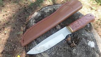 Нож нескладной 2102 W Туристический