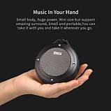 Колонка MIFA F10 Водонепроницаемая черная Bluetooth, фото 2
