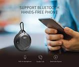 Колонка MIFA F10 Водонепроницаемая черная Bluetooth, фото 4