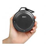 Колонка MIFA F10 Водонепроницаемая черная Bluetooth, фото 8