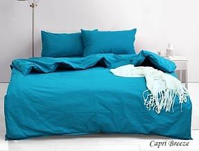 ТМ TAG Комплект постільної білизни євро Capri Breeze