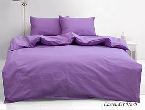 ТМ TAG Комплект постільної білизни євро Lavender Herb