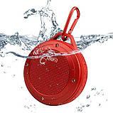 Колонка MIFA F10 Водонепроникна червона Bluetooth, фото 2