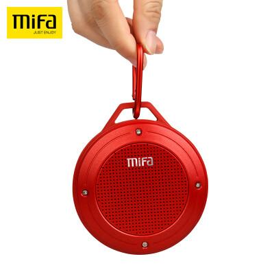 Колонка MIFA F10 Водонепроникна червона Bluetooth