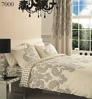 Двуспальный комплект постельного белья Viluta ткань Ранфорс 100% хлопок арт. 7000