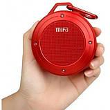 Колонка MIFA F10 Водонепроникна червона Bluetooth, фото 9