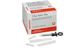 Ultra Safety Plus EU: 0,4х35мм Septodont ін'єкційна система (100 шт)