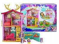 Игровой набор Enchantimals Лесной Данессы Оленни Энчантималс обновленная версия (Mattel Enchantimals GYJ18)