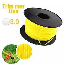 Леска для  триммера  8кг., круг 3.0 мм.