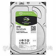 "Жорстку диск Seagate BarraCuda 3,5"" 8 TB (ST8000DM004) НОВИЙ"