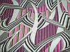 Бифлекс с абстрактным принтом
