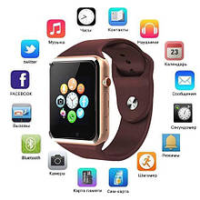 Умные часы Smart Watch A1 Gold