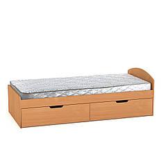 Кровать 90 2 Компанит Бук ZZ, КОД: 182345