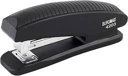 Степлер пластиковий чорний BM.4203-01 20 аркушів