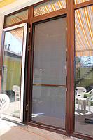 Москитная сетка на входную дверь