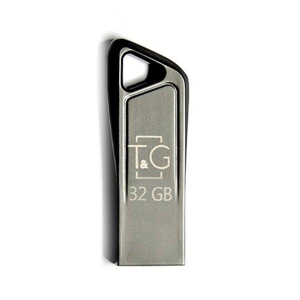 Флеш память 32 GB T & G 114 Metal Series (TG114-32G)
